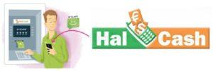 transferencia a cajero Hal Cash